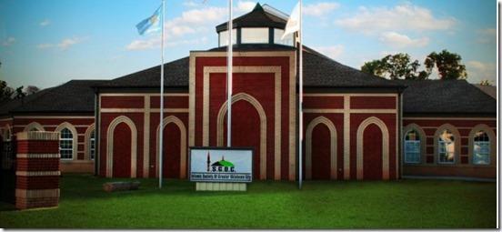 Islamic Society of OKC mosque