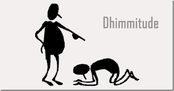 Muslim Master over non-Muslim Dhimmi
