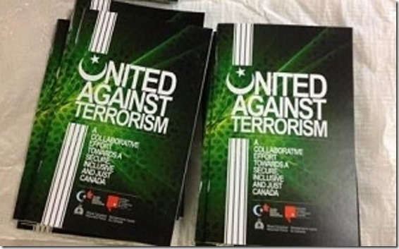 United Against Terrorism - Sharia heavy Muslim manual