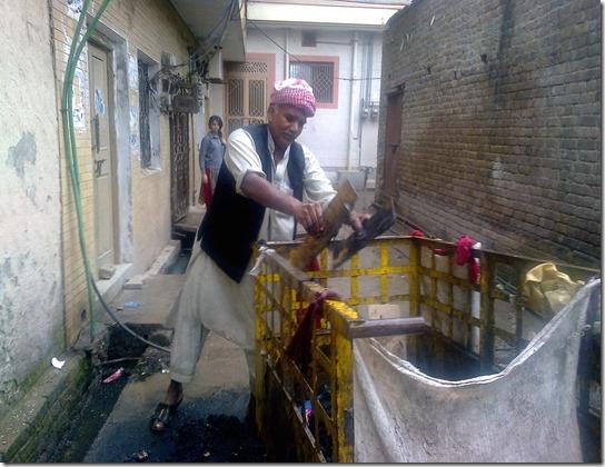 Yaqoob Masih - Pakistan Christian Sanitation worker