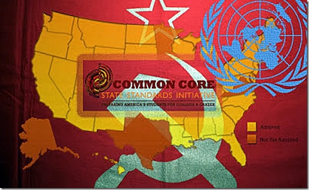 Common Core Marxist NWO