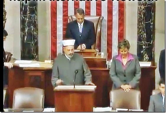 Hamad Ahmad Chebli & Boehner in back 11-14-14