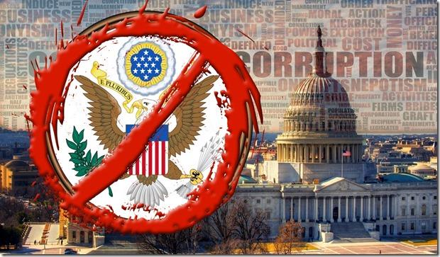 Illegitimate Govt. Corruption
