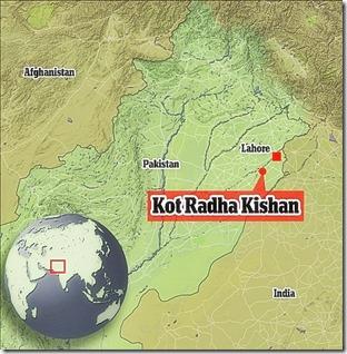 Kot Radha Kishan, Pakistan