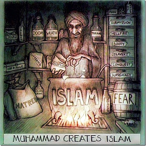 Mo Ingredients Creating Islam