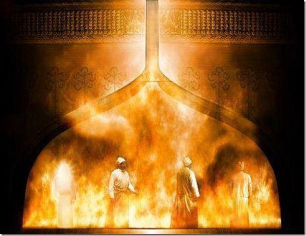 Shadrach, Meshach, Abednego & Christ