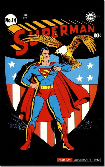 Superman- Truth, Justice & American Way comic jk 2
