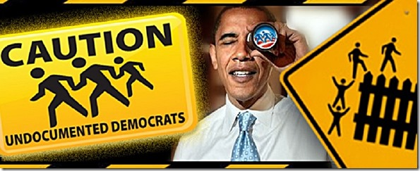 Caution Undocumented Dems