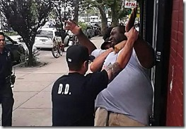 Eric Garner killing July 2014