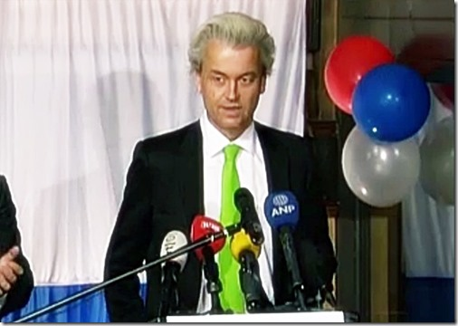 Geert Wilders 3-2014 speech- 'Do you want more or fewer Moroccans'