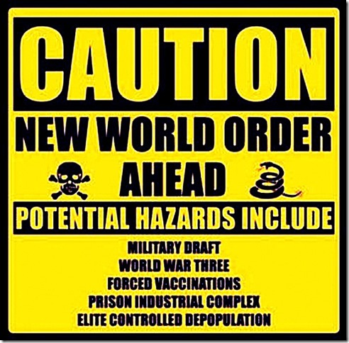 NWO Hazards Ahead - Caution