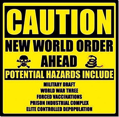 NWO Hazards Ahead - Caution