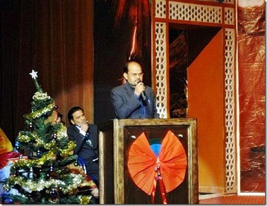 Pakistan Christmas with Shamim Masih