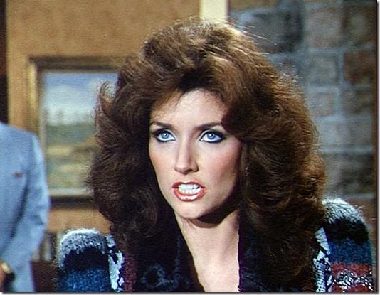 Morgan Brittany as Katherine Katherine Wentworth Dallas TV series 1981-1987