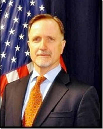 U.S. Ambassador to Egypt R. Stephen Beecroft