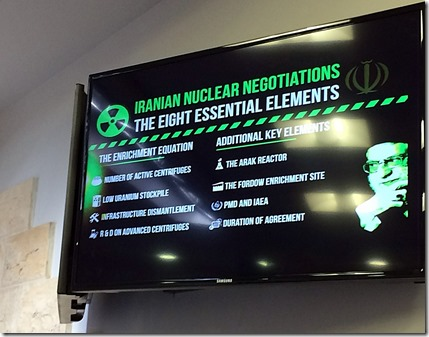 8 Eessential Elements Iran Nuke Negotians