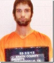 Eddie Ray Routh - arrest mug shot 2-3-13
