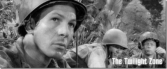 Leonard Nimoy in B-W Twilight Zone episode