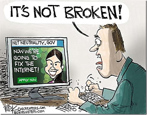 Net Neutrality Lie