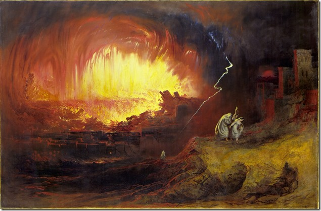 Sodom_and_Gomorrah by John Martin
