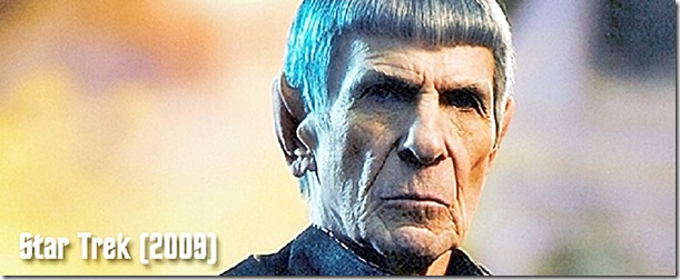 Spock 2009 Star Trek franchise reboot