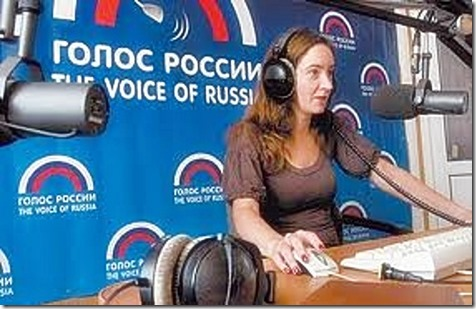 Voice of Russia Propagandists