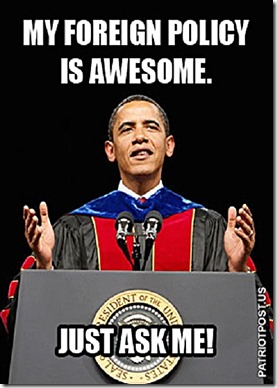 BHO- My Foreign Policy Awesome foto