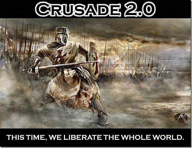 Crusades 2.0 - Liberating from Islam