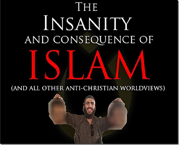 Insanity & Consequence of Islam