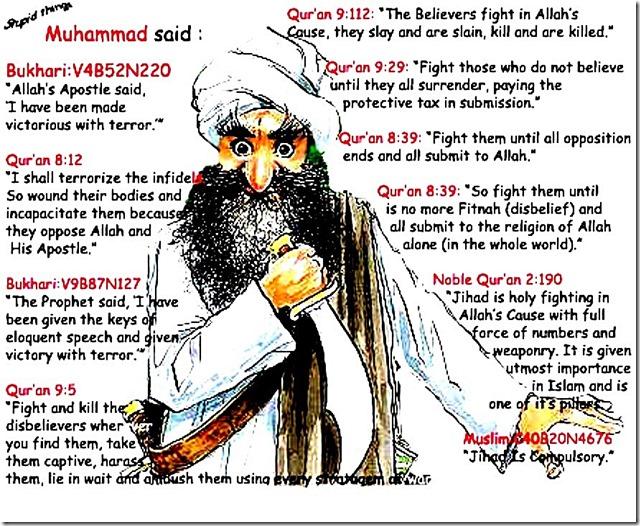 Islamic Hate Crime