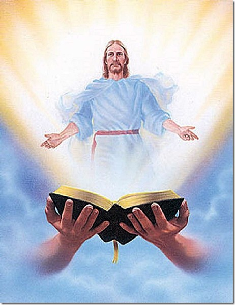 Jesus - the Word - is Bread of Life
