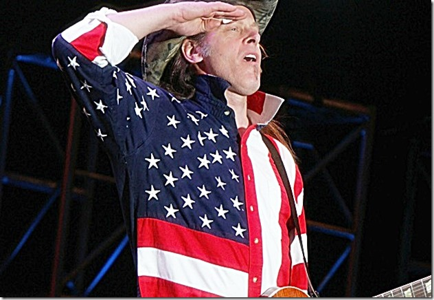 Ted Nugent - American Patriot