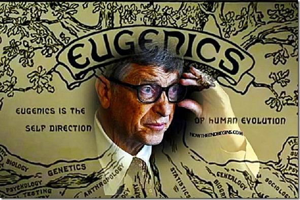 Bill Gates Eugenics Agenda