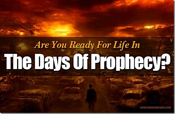 Days of Prophecy