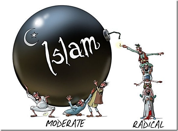 Islam- Moderate & Radical