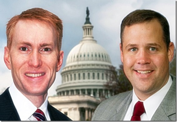 James Lankford & Jim Bridenstine