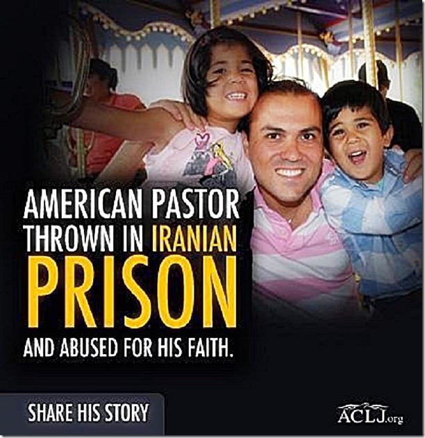 Pastor Saeed Abedini & Kids
