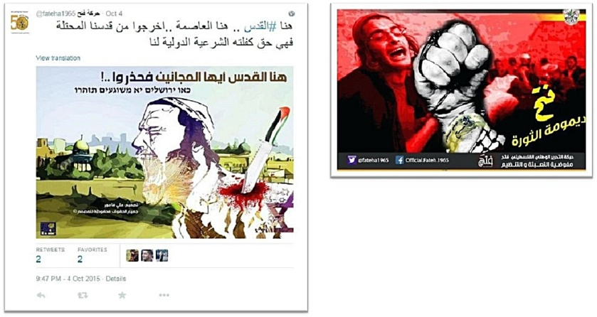 Fatah Online Jew-Hatred Incitent