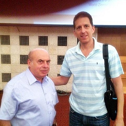 Natan Sheransky & Ari Bussel
