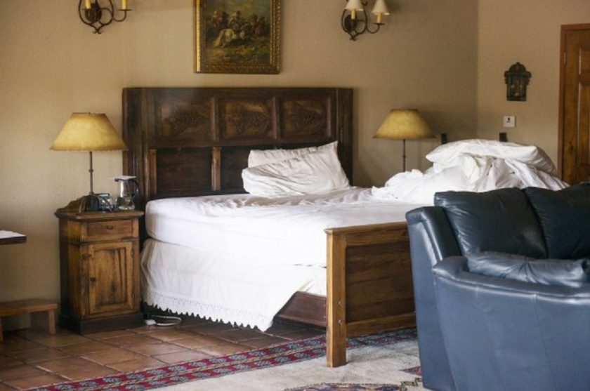 Bed Scalia Found In