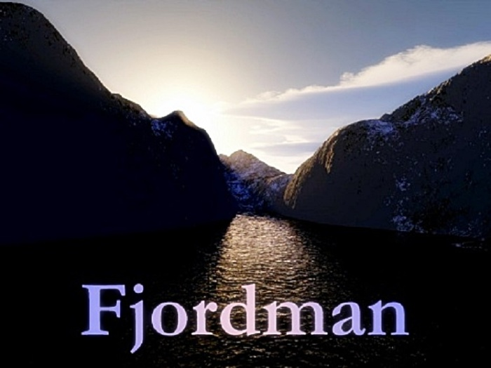 Fjordman logo