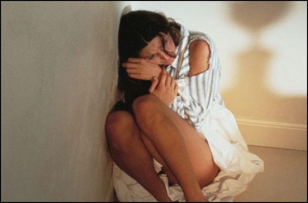 Girl Crying Raped 2