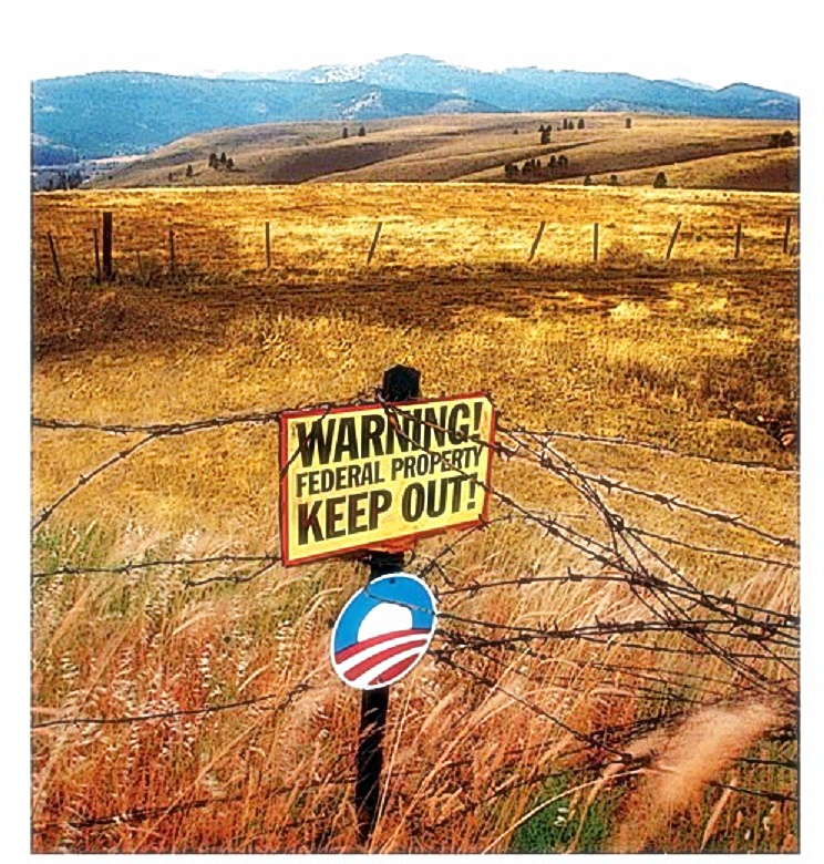 BHO managed Leftist Land Grab 2