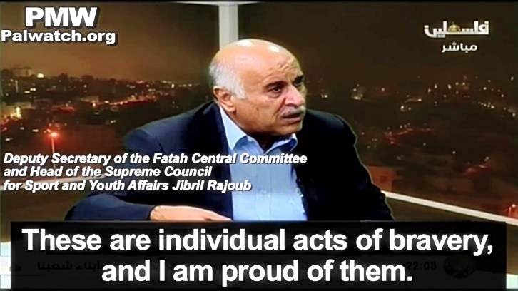Dep. Sec Fatah-terrorism are acts of Bravery