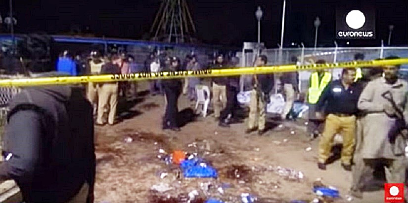 Easter Sunday terror attack which killed 70 Pakistani Christians.