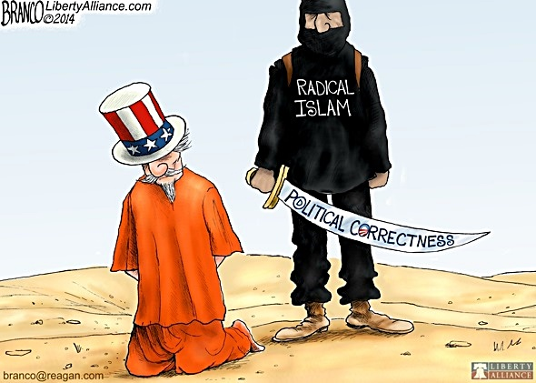 Islamic Political Correctness