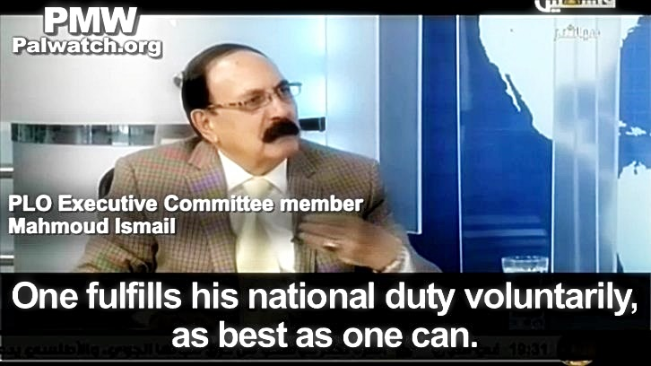 One fulfills his national duty voluntarily - Killing Jews