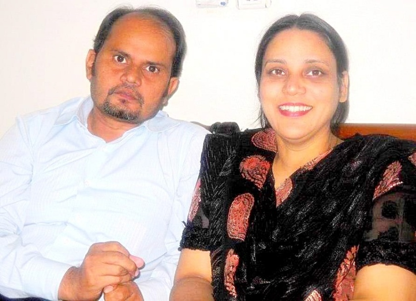 Shamim & Najma Masih