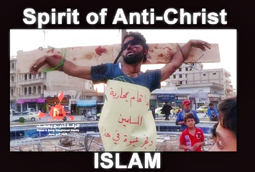 Spirit of Antichrist results