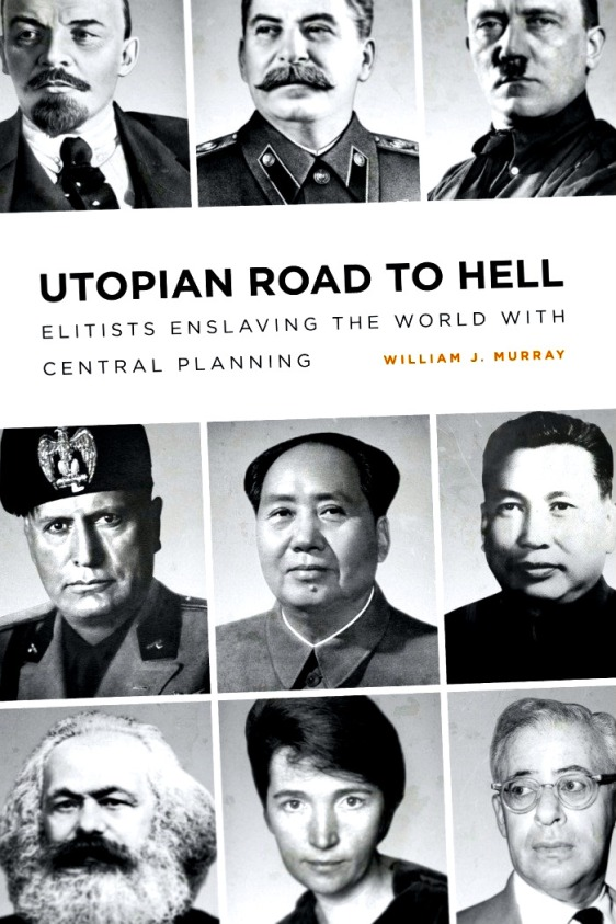 Utopian Road to Hell bk jk
